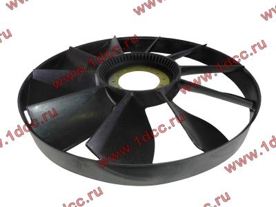 Вентилятор радиатора на гидромуфту d-640 H HOWO (ХОВО) VG2600060446 фото 1 Владимир
