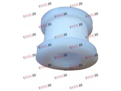 Втулка фторопластовая (передняя, кабина AZ1642430263) H2/H3 HOWO (ХОВО) AZ1642430261 фото 1 Владимир