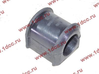 Втулка резиновая для переднего стабилизатора (к балке моста) H2/H3 HOWO (ХОВО) 199100680068 фото 1 Владимир