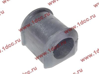 Втулка резиновая для заднего стабилизатора H2/H3 HOWO (ХОВО) 199100680067 фото 1 Владимир