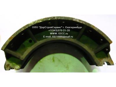 Колодка тормозная задняя (металл, без накладок) H HOWO (ХОВО) WG199000340061 фото 1 Владимир