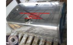 Бак топливный 400 литров алюминиевый F для самосвалов фото Владимир