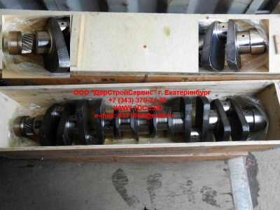 Коленвал двигателя WD615.47/WD615.68 H HOWO (ХОВО) 61500020024/0029/0071 фото 1 Владимир