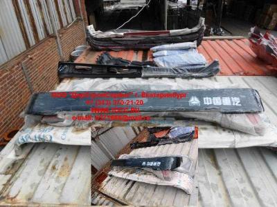 Козырек солнцезащитный высокой кабины (тягач) H HOWO (ХОВО) WG1644870002 фото 1 Владимир