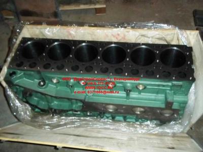 Блок цилиндров двигатель WD615.68 (336 л.с.) H2 HOWO (ХОВО) 61500010383 фото 1 Владимир