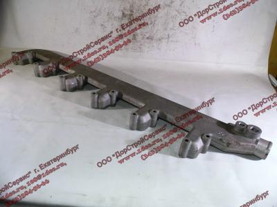 Коллектор системы охлаждения, двигатель WD615 H2 HOWO (ХОВО) VG1500040102 фото 1 Владимир
