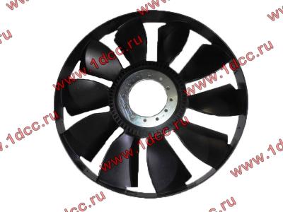 Вентилятор радиатора на гидромуфту d-590 H HOWO (ХОВО) VG1500060047 фото 1 Владимир