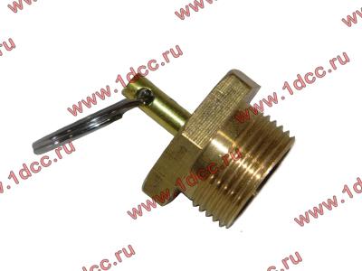 Клапан перепускной ресивера (сброса конденсата) M22х1,5 H HOWO (ХОВО) WG9000360115 фото 1 Владимир