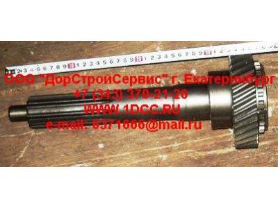 Вал первичный КПП ZF 5S-150GP d-50 H2/H3 КПП (Коробки переключения передач) 2159302060 фото 1 Владимир