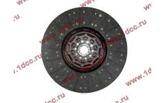 Диск сцепления ведомый 430 мм (Z=10, D=52, d=41) SACHS H2/H3