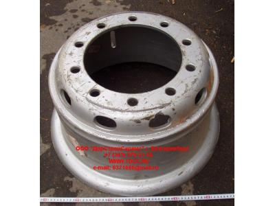 Диск колесный R20х8,5 10 отв. H2/H3/SH HOWO (ХОВО) WG9112610062 фото 1 Владимир