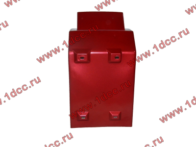 Брызговик передней оси правый H2 красный HOWO (ХОВО) WG1642230004 фото 1 Владимир