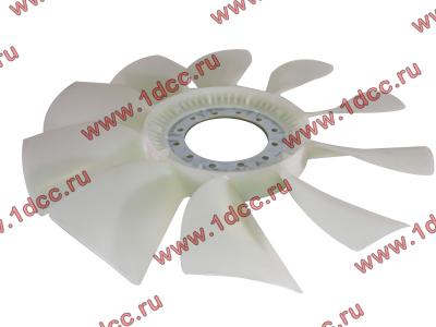 Вентилятор радиатора (на гидромуфту) без кольца d-590 H HOWO (ХОВО) 61500060131 фото 1 Владимир
