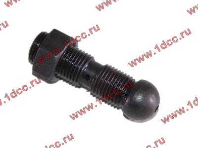 Болт регулировочный клапана с гайкой H2/H3 HOWO (ХОВО) VG14050010 фото 1 Владимир