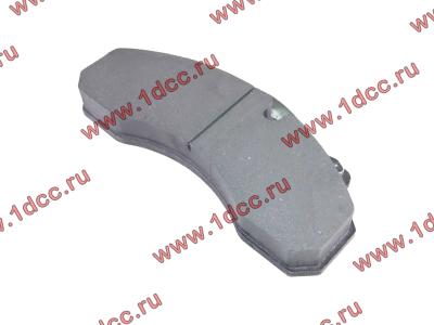 Колодка тормозная H A7 дисковые тормоза HOWO A7 WG9100443050 фото 1 Владимир
