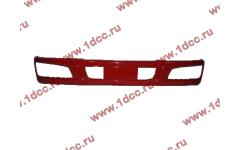 Бампер F красный пластиковый для самосвалов фото Владимир