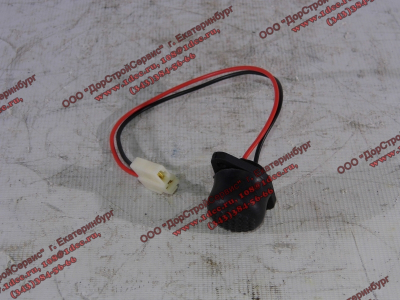 Кнопка горного тормоза H HOWO (ХОВО) WG9719710001 фото 1 Владимир