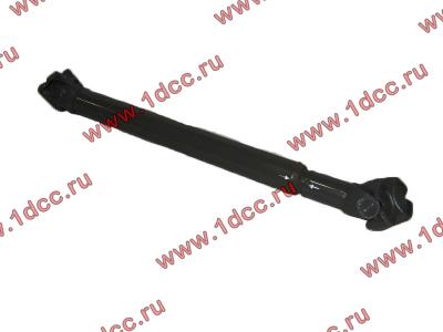 Вал карданный основной без подвесного L-1650, d-180, 4 отв. H2/H3 HOWO (ХОВО) AZ9114311650 фото 1 Владимир
