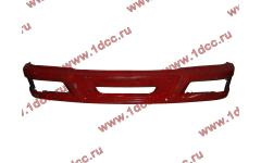Бампер FN2 красный самосвал для самосвалов фото Владимир