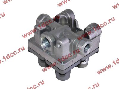 Клапан предохранительный 4-х контурный H2/H3 HOWO (ХОВО) WG9000360366 фото 1 Владимир