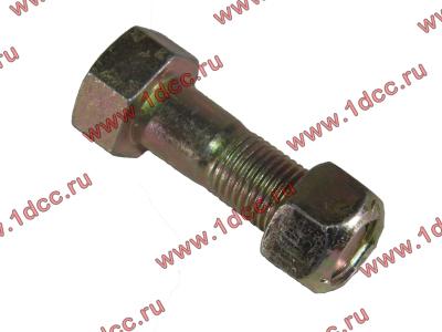 Болт M14х45 карданный с гайкой H2/H3 HOWO (ХОВО) Q151C1445 фото 1 Владимир