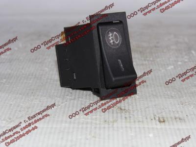 Клавиша противотуманных фар передних H HOWO (ХОВО) WG9719582002 фото 1 Владимир