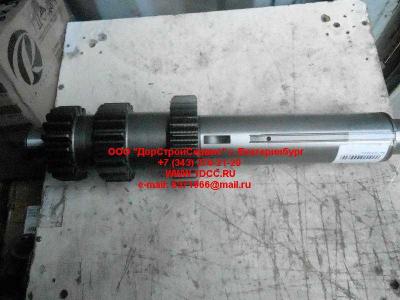 Вал промежуточный КПП Fuller 12JS160T КПП (Коробки переключения передач) 12JS160T-1701048 фото 1 Владимир