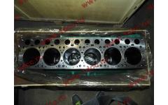 Блок цилиндров двигатель WD615 CDM фото Владимир