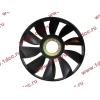 Вентилятор радиатора на гидромуфту d-640 H HOWO (ХОВО) VG2600060446 фото 2 Владимир