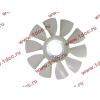 Вентилятор радиатора (на гидромуфту) без кольца d-590 H HOWO (ХОВО) 61500060131 фото 2 Владимир