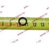 Кольцо уплотнительное форсунки резиновое малое H3 HOWO (ХОВО) VG1540080095 фото 2 Владимир