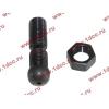 Болт регулировочный клапана с гайкой H2/H3 HOWO (ХОВО) VG14050010 фото 2 Владимир
