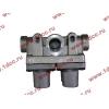 Клапан предохранительный 4-х контурный H2/H3 HOWO (ХОВО) WG9000360366 фото 2 Владимир