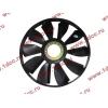 Вентилятор радиатора на гидромуфту d-640 H HOWO (ХОВО) VG2600060446 фото 3 Владимир