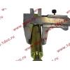 Болт крепления переднего стабилизатора с гайкой H2/H3 HOWO (ХОВО) 199100680069 фото 3 Владимир