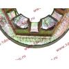 Гайка хвостовика проходного вала (МОДа, хвостовика редуктора) H/SH HOWO (ХОВО) 179000320013 фото 4 Владимир
