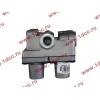 Клапан предохранительный 4-х контурный H2/H3 HOWO (ХОВО) WG9000360366 фото 5 Владимир